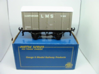 LMS Gunpowder Van